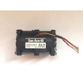 Вентилятор San Ace 40 9CR0412S518 (Sanyo-Denki) 1.1A 12V