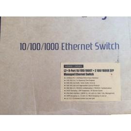Коммутатор Planet WGSD-10020 (switch) 8 портов