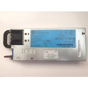 Резервный блок питания HP Hot Plug Platinum Plus 460W 643931-001 643954-201 HSTNS-PL28