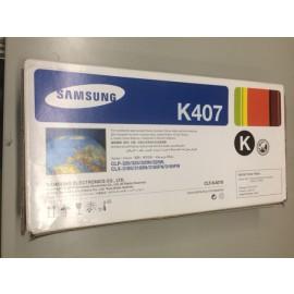 Тонер-картридж Samsung CLT-K407S Black