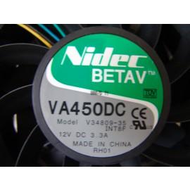 Система охлаждения для серверов Nidec Beta VA450DC
